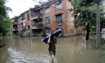 One Million Flee Homes As Storm Batters China