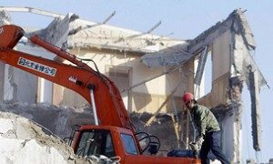 China Tells Courts to Stop Hearing Eviction Cases