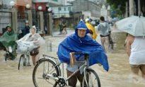 Typhoon Kills Five before Weakening over China