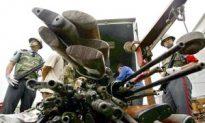 Illegal Gun Making Attracts Farmers
