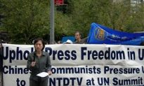 Television Station Shut Out of UN