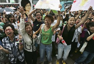 "Chinese ""Super Female Voice"" Competition's Voting System Nurtures Democratic Ideals"