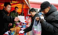 Beijing Residents Allowed to Set Off Firecrackers After a 13-Year Prohibition