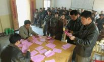 Bribery: Business as Usual in China's Village Elections