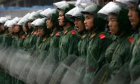China Protest Village Again Erupts in Conflict