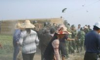 Chinese Regime to Use Military to Suppress Protesters