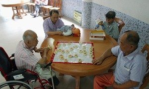 China Holds 20 Percent of the Global Aging Population
