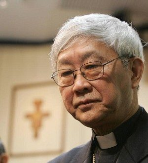 Hong Kong Bishop Admonishes Chinese Communist Party for Disrespecing Pope