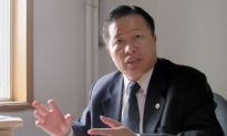 Chinese Head Hu Jintao Says One Thing, the Police Do Another