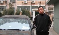 Cars Follow and Intentionally Try to Hit Gao Zhisheng