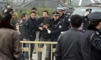 Police Arrest Several Hundred Dissidents During China's Congress Session