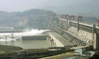 Google Images Show Structural Problems of China's Three Gorges Dam