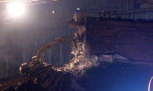 Public Responds to Demolition of 'Stubborn House'
