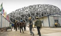 Beijing Olympics Main Contractor Files for Bankruptcy