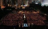 Thousands Commemorate June 4 in Hong Kong