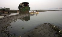 China's Longest River at Lowest in 142 Years