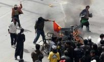 Chinese Regime Implicated in Staging Violence in Lhasa