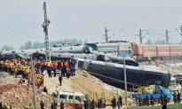 China Train Crash Kills 66, Injures Hundreds