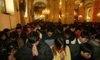 China's Catholics Visit Shrine Under Watchful Eyes