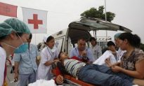 China Red Cross Officials Suspected of Embezzling Donations for Quake Victims