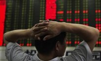 Earthquake on the Chinese Stock Market