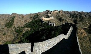 Oldest Great Wall Relics Destroyed in China