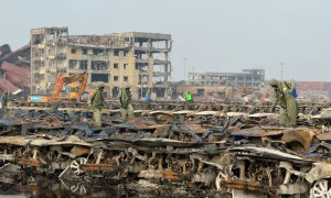 Could Chinese Officials Be Right About the Dead Fish in Tianjin?