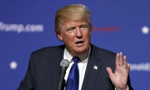Trump Says Black Pastors Likely Pressured Not to Endorse Him