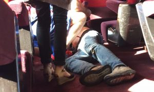 3 Americans Praised for Subduing Gunman on European Train