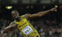 Olympian Usain Bolt Being Treated for Tweaked Hamstring