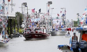 A Decade Later, Ala Seafood Town Rebounding From Katrina