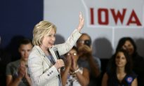 Citizens United Struggle Is Deeply Personal for Clinton