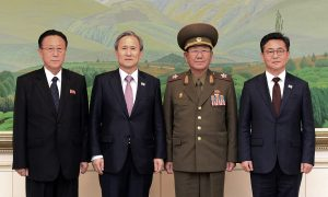 Tension Highlights North Korea's Limitations