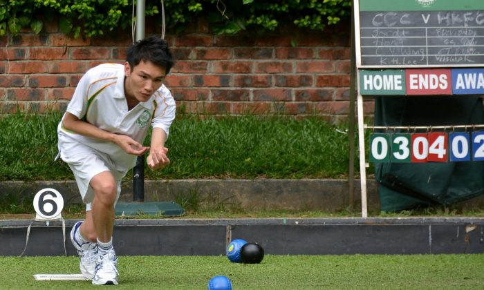 Craigengower Cricket Club will continue its quest to challenge for the Premier League title this weekend away at Filipino Club. Their success so far was largely due to the recruit of elite players from other clubs, including top youth player Lee Ka Ho (photo) who joined from Kowloon Bowling Green Club last year. (Mike Worth)