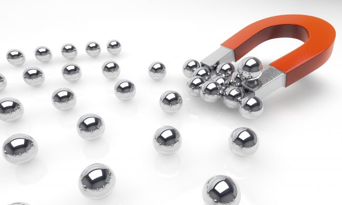The addition of just one extra atomic layer changed the magnetism of a manganite.  (michelangelus/iStock)
