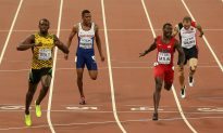 Usain Bolt Wins Sprint Double in Beijing
