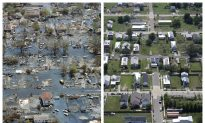 Hurricane Katrina: Then and Now Pictures