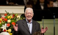Jimmy Carter Compliments President Trump for Showing Restraint on Iran