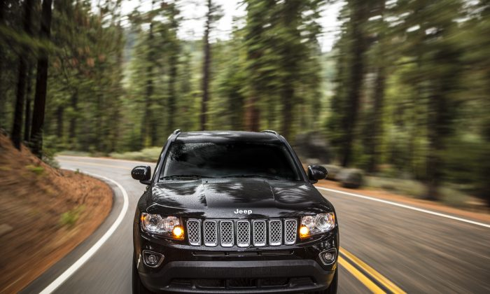 2015 Jeep Compass (Courtesy of Jeep)