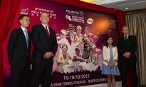 Additional Top Players Announced for Prudential Hong Kong Tennis Open 2015