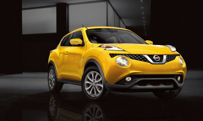 2015 Nissan Juke (Courtesy of Nissan)