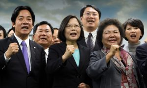 The Chinese Regime Is Trying to Scare Taiwan Ahead of Its Elections