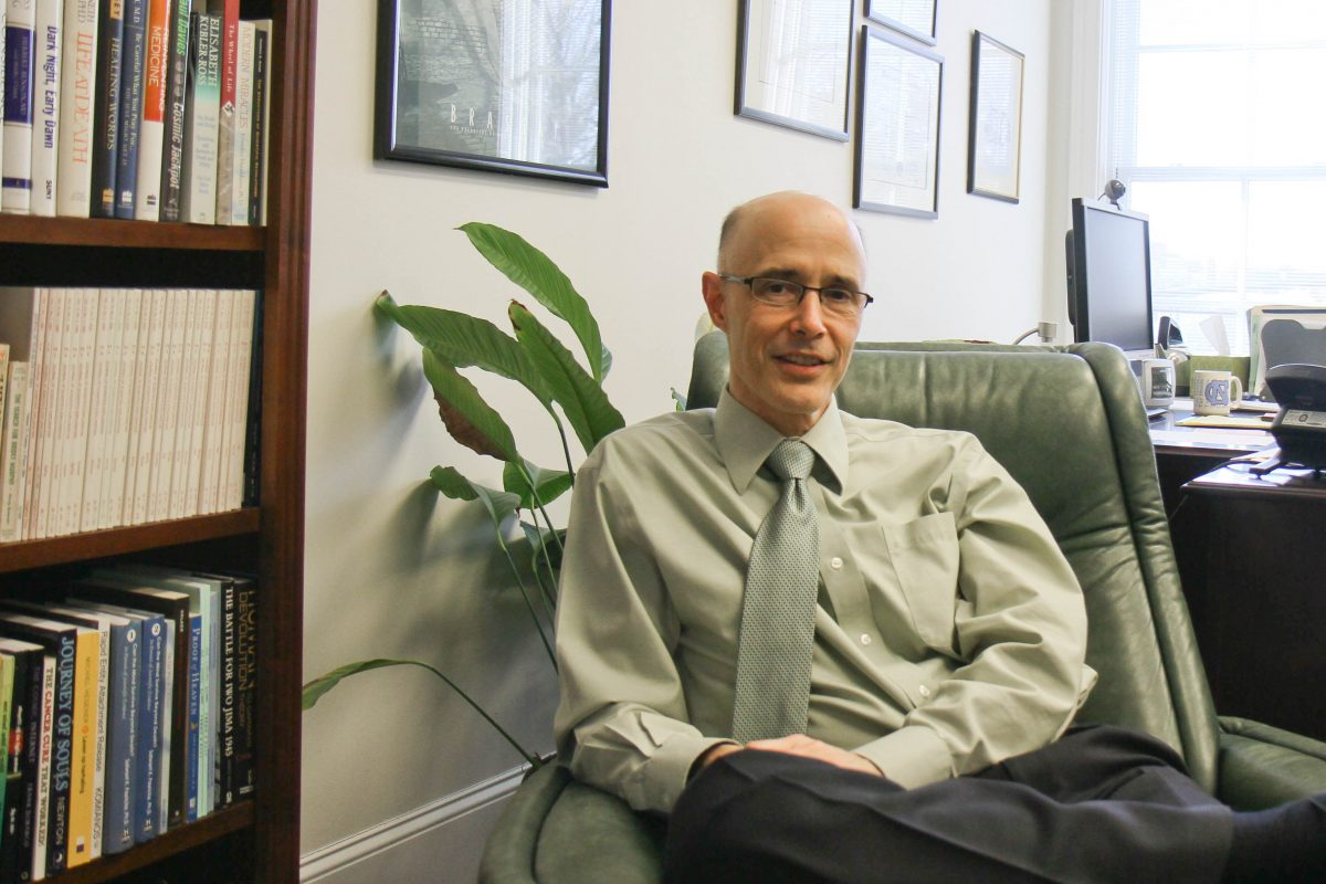 Video Interview With Dr. Jim Tucker, Reincarnation Researcher at the University of Virginia