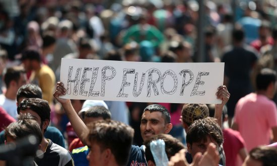 EU Predicts 3 Million More Migrants Could Arrive by End 2016