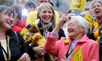 Less Depression Among Older Women Who Forgive