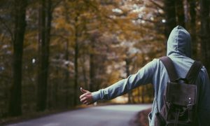 Could the Sharing Economy Bring Back Hitchhiking?