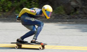Photo Gallery: Port Jervis Downhill Skateboarding Competition