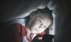 Why Screen Time Before Bed Is Bad for Children