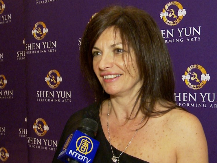 Dance teacher Denice Troiano shares her Shen Yun experience