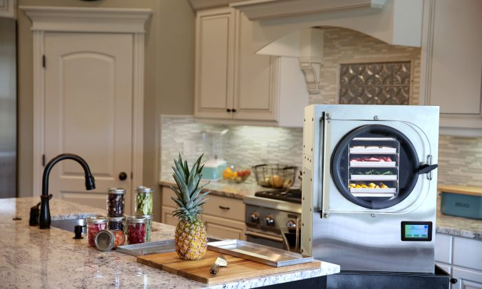 a753bc4faca4 Freeze Drying: Lifesaving and a Lifestyle